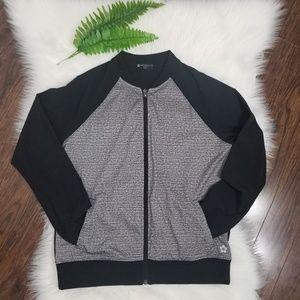 TUFF Athletics | Sporty Long Sleeve Jacket Medium